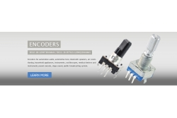 How to distinguish potentiometers and encoders