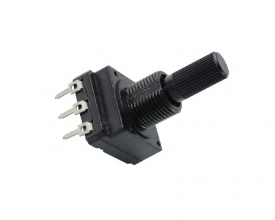WH0162-1 L20 30T potentionmeters,b500k rotary potentiometer