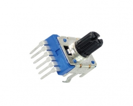 WH1243-1 L15 18T potentiometer 6 pin