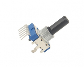 WH1243A-1 L17.5F12 503 ohm potentiometer