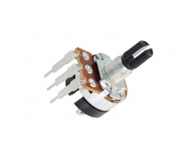 WH148K2-4P L15 18T potentiometer with plastic shaft