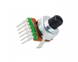 WH0122-1 L15 18T 12v potentiometer