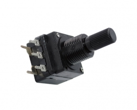 WH0162-2S L19 30T potentionmeters,potentiometer 9 mm