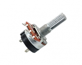 WH148K2-2 L20 18T rotary potentiometer switch