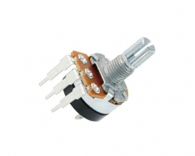 WH148K2-4 L15 18T 16mm potentiometer switch